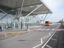 Aeroport de Stansted Londres